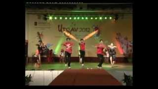 Indian Bhangra and Bollywood fusion | Showstoppers