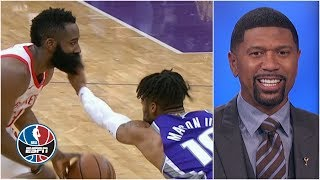 Jalen Rose schools the Lakers and Frank Mason's defense vs. Harden in 'Class of 81' | NBA Countdown
