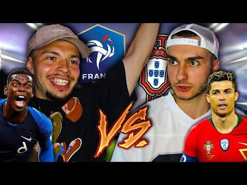 PORTUGAL 🇵🇹 VS