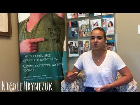 MiraDry | Reduce Underarm Sweat | Sweat Treatment Fresno CA