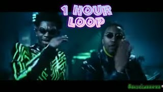 Lil Nas X - Rodeo (Remix) (feat. Nas) (1 Hour Loop)