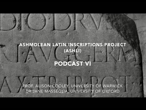 AshLI Project Podcast 6 - The building bricks of an empire
