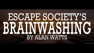 Alan Watts ~ Are You Tired Of Playing The Social Game?