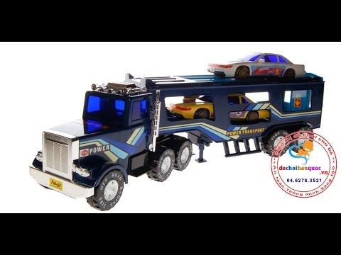 Xe Container vận chuyển xe hơi - http://dochoihanquoc.vn - 0462783521