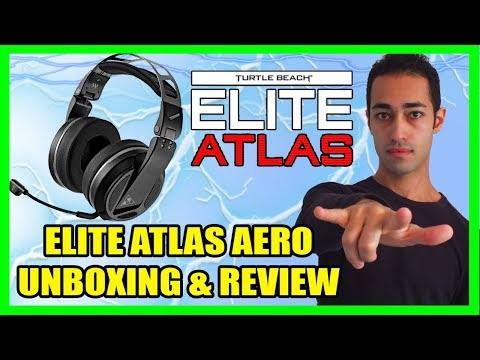 Turtle Beach Elite Atlas Aero Unboxing and Review - IS IT GREAT OR WACK?