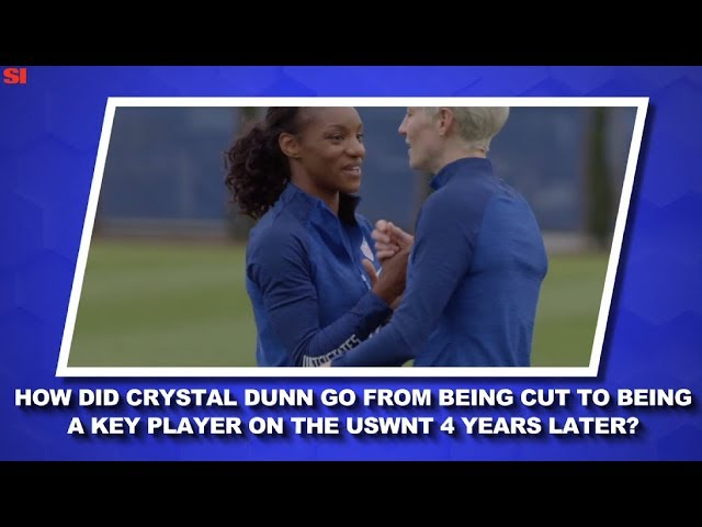 USWNT's Crystal Dunn Turned Challenges Into Successes | Women's World Cup Daily