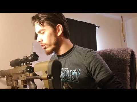 6mm Pro Shop Cheytac M200 instructional video (co2 version)