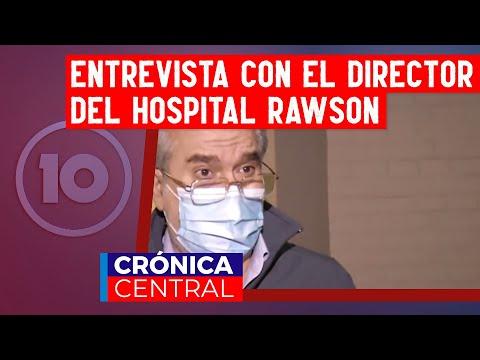 """Miguel Díaz: """"Siempre hemos tratado de proteger al personal"""""""