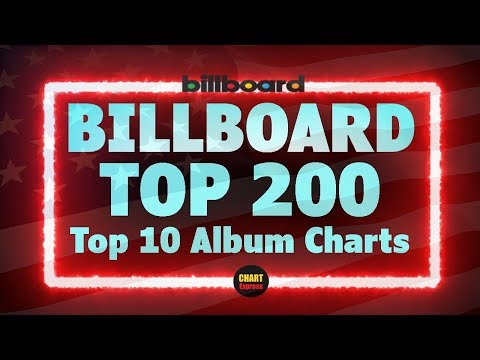 Billboard Top 200 Albums | TOP 10 | August 04, 2018 | ChartExpress
