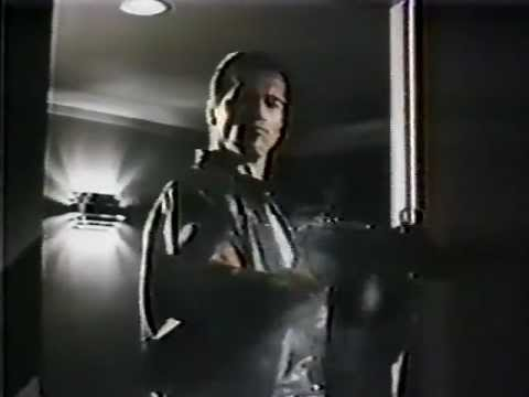Arnold Schwarzenegger in Raw Deal 1986 TV trailer
