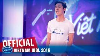 VIETNAM IDOL 2016 - TẬP 4 - LẠC LỐI - CÔNG DƯƠNG