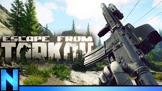 MOST HARDCORE FPS WE'VE EVER PLAYED! - Escape From Tarkov
