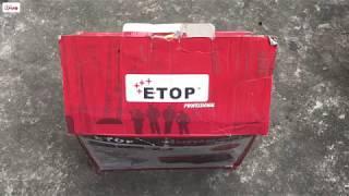 Máy rửa xe Etop có thực sự nên mua