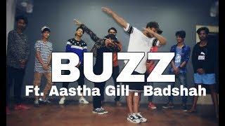 Aastha gill - Buzz feat. Badshah | Dance | Priyank sharma | choreography - Rishabhpokhriyal@