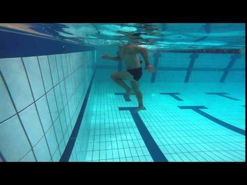 Aqua Session   Water Running No Aqua Jogger