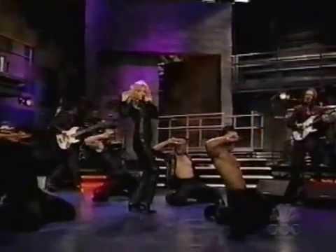 Geri Halliwell on Jay Leno   1999
