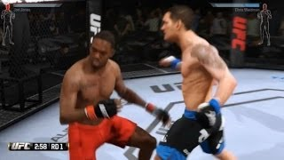 EA Sports UFC Game Review