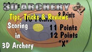 3D Archery - Scoring in 3D Archery