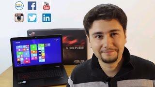 PC Gamer Asus G771JM ROG - Test & unboxing - ETCEINFO