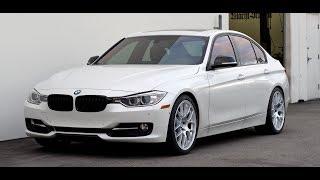 BMW F30 Умерла рулевая рейка