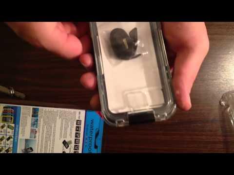 Противоударный, водонепроницаемый чехол для мобильного телефона