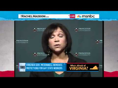 Maddow's Opinion of Christians Revives A New Type of Discrimination in Virginia