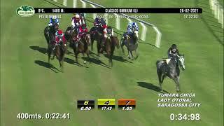 Vidéo de la course PMU CLASICO OMNIUM