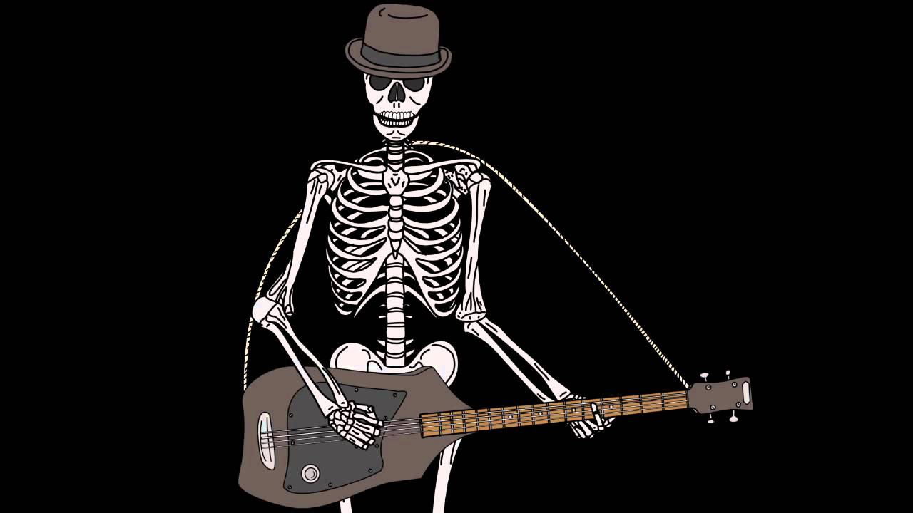 Spooky scary skeletons ringtones for android