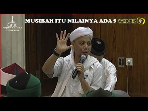 """Musibah itu nilainya ada 5"" Halaqoh Shubuh bersama KH. Muhammad Arifin Ilham, Masjid Az-Zikra"