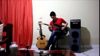 Presepada - O Auto da Compadecida (guitarra cover)