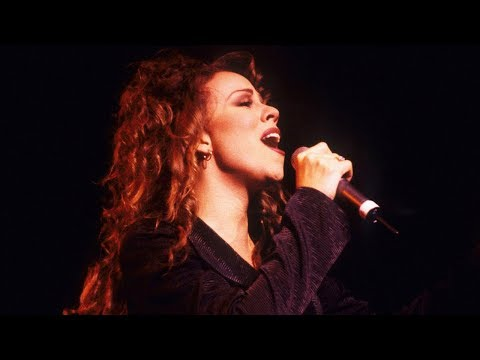 Mariah Carey - UNREAL Whistles From The Music Box Tour! (1993)