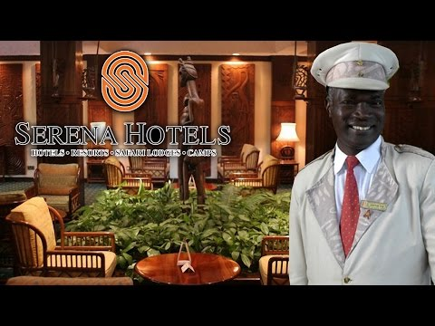 SERENA HOTELS - CORPORATE VIDEO