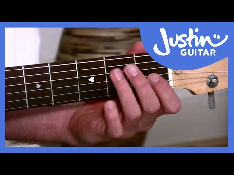 Chord Combinations - One Minute Changes - Stage 2 Guitar Lesson - Guitar For Beginners [BC-124]