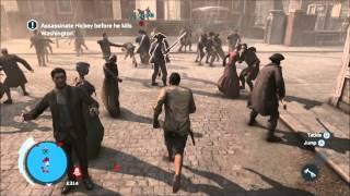 Public Execution - S8M3 - Full Sync - Kill 2 militia/save bodyguards - Option 2 - Assassin