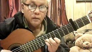 Khi Người Yêu Tôi Khóc (Trần Thiện Thanh) - Guitar Cover