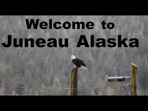 VLOG #29 - We made it to Juneau Alaska