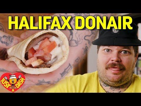 Worlds Best Halifax Donair | Matty Matheson | Just a Dash | EP 2