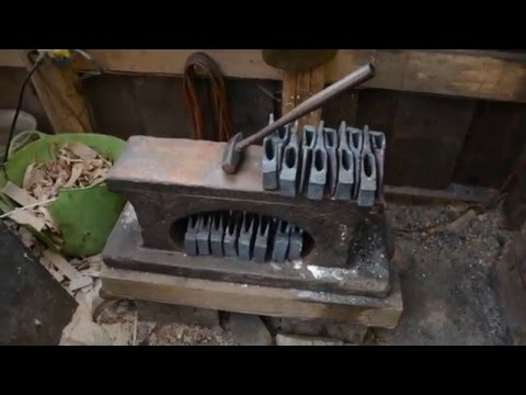 Hoffman Blacksmithing shop tour