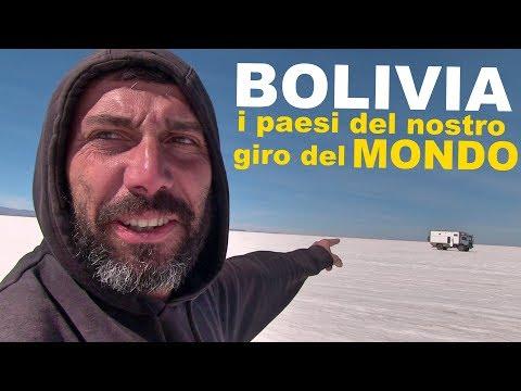 Bolivia - i paesi del nostro giro del mondo | documentario di viaggio