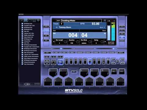 How to Make Rap Beats - BTV Solo Music Production Software Preview