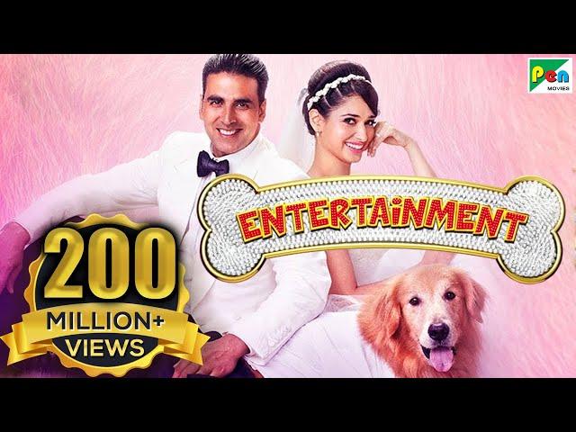 Entertainment | Full Movie | Akshay Kumar, Tamannaah Bhatia, Johnny Lever