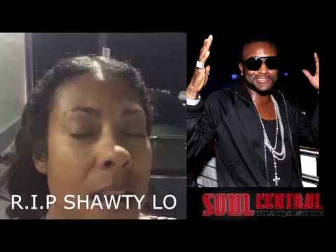 SHAWTY LO turns up in a Hearse at the Blue Flame R.I.P @Soulcentralmag @Soulcentralmag