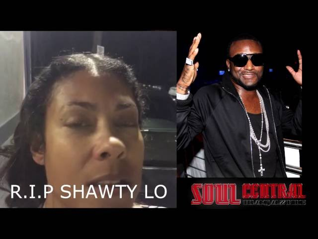 Fans Hit Shawty Lo S Memorial Rapper Hits The Club In His Casket No Better Feeling Than Getting It On Your Own