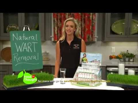 Natural Wart Removal With Cell Power By Positive Power Nutrition