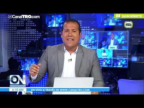 Oriente Noticias primera emisión 22 de agosto
