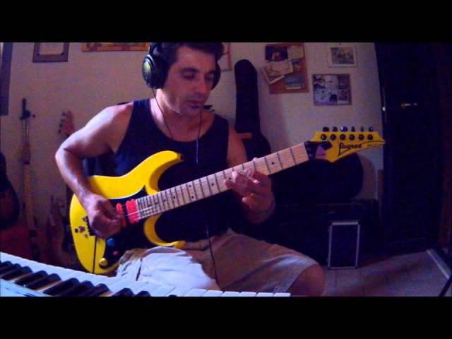 ALESSIO GIORGINI- COVER IT'S MY LIFE BON JOVI