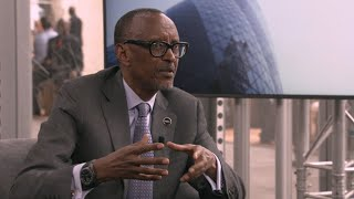 'Just ridiculous': Rwanda's Paul Kagame dismisses EU human rights report