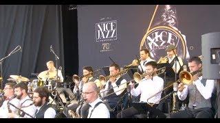 Nice Jazz Festival 2018 -The Amazing Keystone Big Band