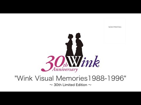 Wink Visual Memories 1988-1996 〜30th Limited Edition〜【Official Trailer】
