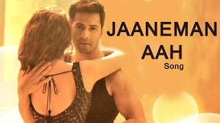 Parineeti chopra's hot and sizzling item number jaaneman aah from the film dishoom is out. it also stars male leads varun dhawan john abraham. jacque...